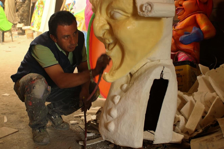 Carrozas carnaval de Pasto x PortalEscena