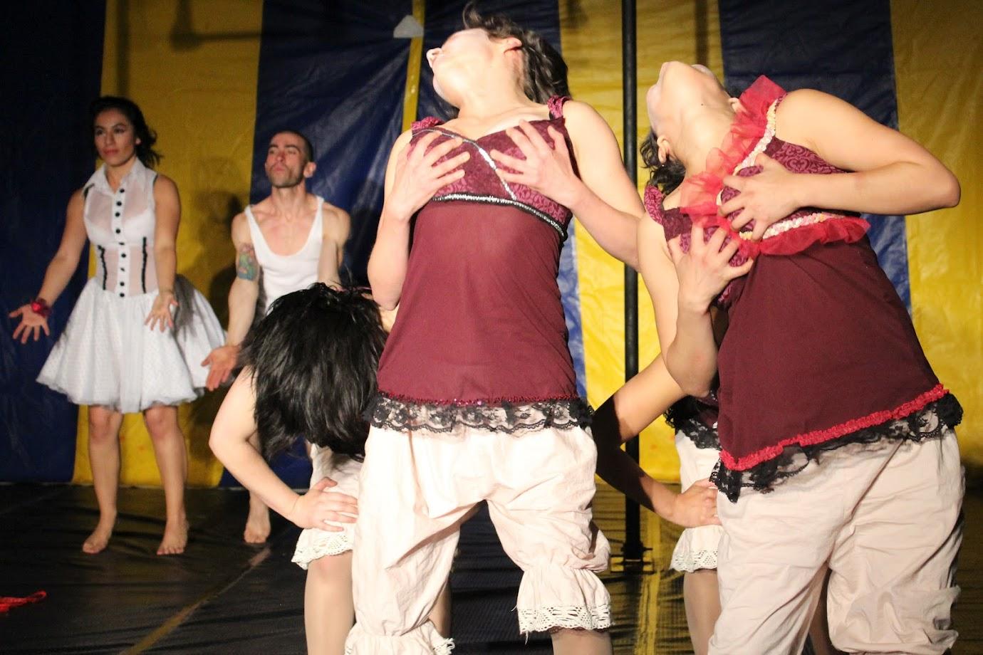 Festival internacional de circo x Portal Escena