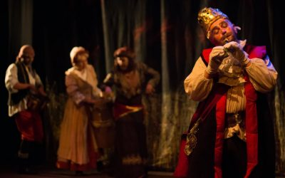 El quijote Teatro La Candelaria