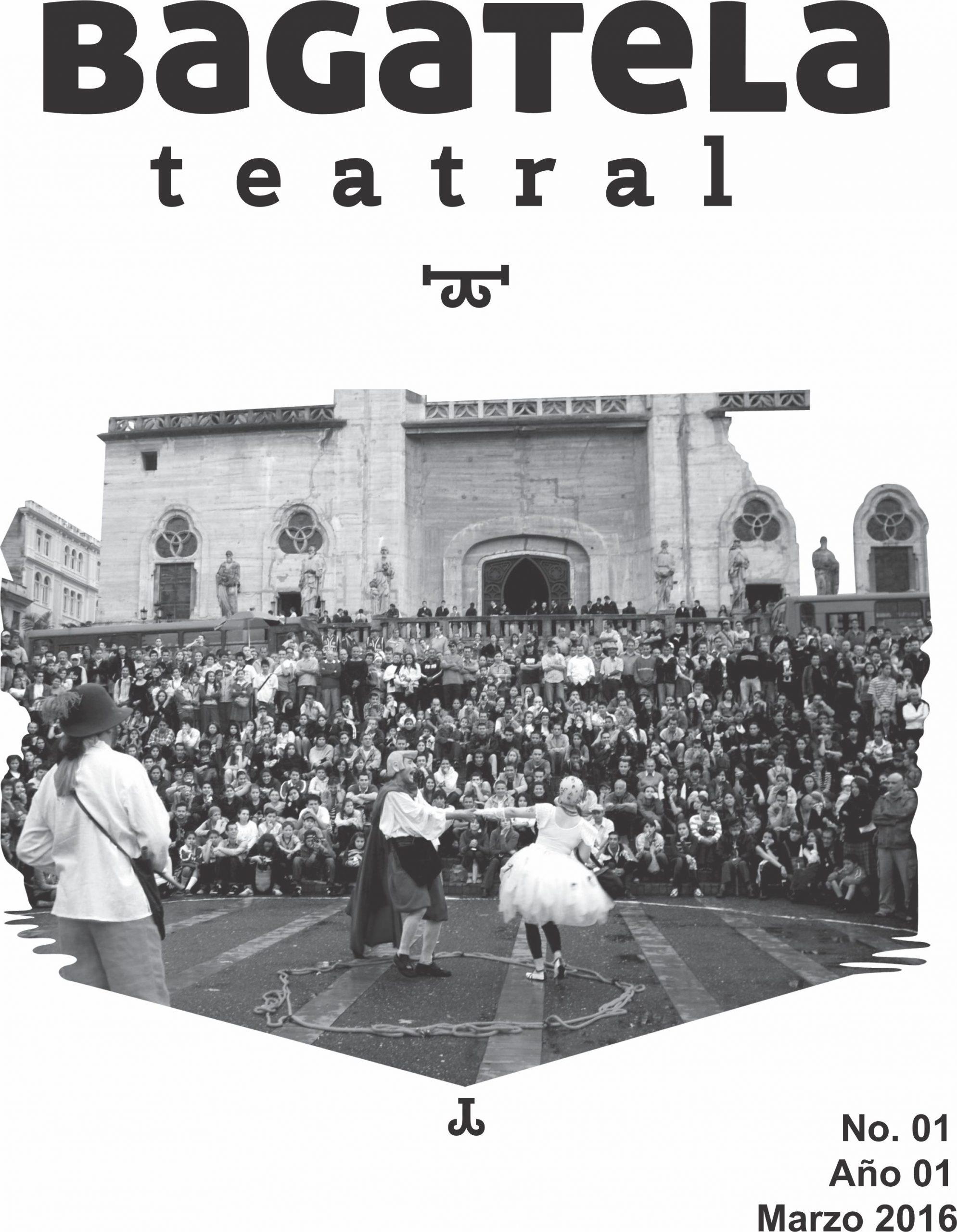Bagatela teatral 1