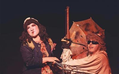 Obra: Lunatico Grupo: Teatro Tespys