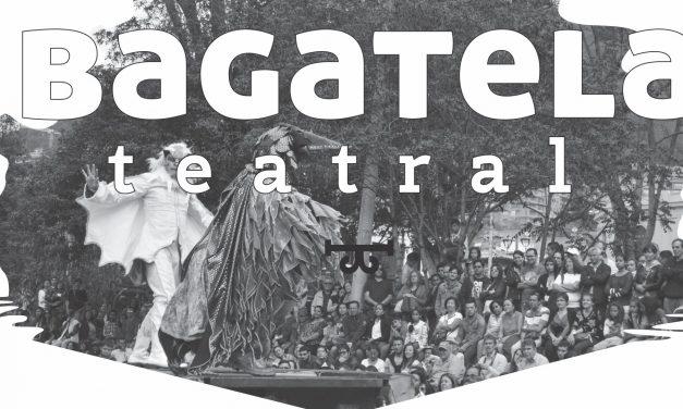 BAGATELA TEATRAL 2 DE 2016