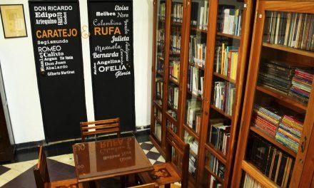 La Biblioteca Gilberto Martínez gana premio del Ministerio de Cultura